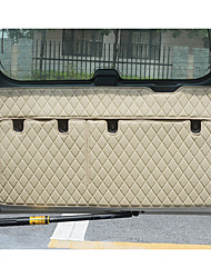 cheap -Automotive Door Protective Mat Car Interior Mats For Toyota 2010 2011 2012 2013 2014 2015 2016 2017 LAND CRUISER PRADO PVC