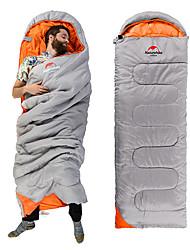 preiswerte -Naturehike Schlafsack Rechteckiger Schlafsack 8°C warm halten Tragbar Extraleicht(UL) 220X75 Camping Draußen Naturehike Einzelbett(150 x