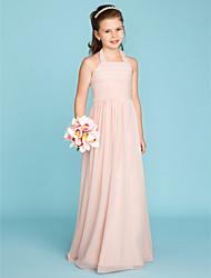 Floor Length Junior Bridesmaid Dresses
