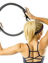"""Недорогие -йога кольцо тонирование Magic Пилата 14 """"тренажерный зал кольцо круг для тренировки фитнес йога спортивных товаров"""