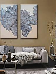 economico -Stampa trasferimenti su tela Modern, Due Pannelli Tela Verticale Stampa Decorazioni da parete Decorazioni per la casa