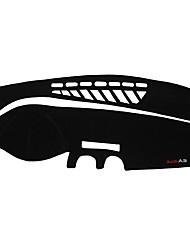 abordables -Automobile Matrice de tableau de bord Tapis Intérieur de Voiture Pour Audi 2014 2015 2016 A3