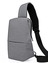 cheap -4L Cycling Backpack - Rain-Proof, Breathability Hiking, Outdoor Exercise, Cycling / Bike Nylon Black, Grey