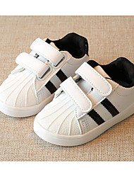 cheap -Boys' Shoes PU(Polyurethane) Spring Comfort Sneakers for Gold / Black / Red