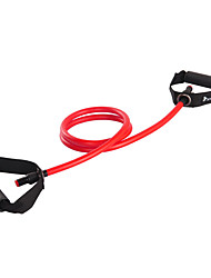 cheap -Resistance Bands Door Anchor Handles Ankle Straps For Resistance/Boxing Training Red Resistance Tubes Foam Handles