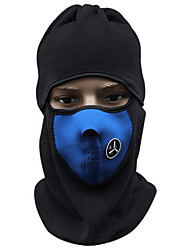 baratos -Máscaras de Esqui Inverno Primavera Manter Quente A Prova de Vento Á Prova-de-Pó Anti-Estático Respirável Elástico Ciclismo / Moto Moto