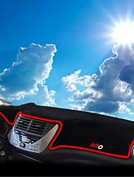baratos -Automotivo Tapete de painel Tapetes Para Carros Para Suzuki 2009 2010 2011 2012 2013 2014 2015 2016 Alto