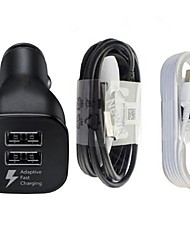 cheap -Car Charger USB Charger Universal Charger Kit / Multi Ports 2 USB Ports 3.1 A