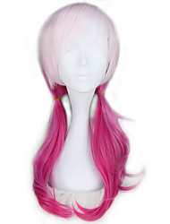 economico -Parrucche Cosplay Guilty Crown Anime Parrucche Cosplay 60 CM Tessuno resistente a calore Donna Per bambina