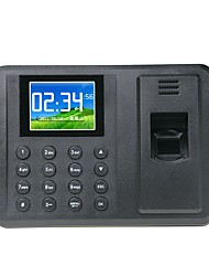 cheap -Danmini A8 Free Software Fingerprint Attendance Machine 2.8-inch TFT High-Definition color Display