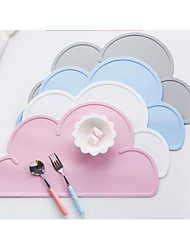 abordables -L Chat Chien Mangeoires Animaux de Compagnie Bols & alimentation Portable Pliable Bleu Rose