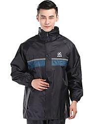 cheap -Men's Hiking Raincoat Outdoor Rain-Proof Top Waterproof / Rain Proof Outdoor Exercise