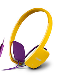 cheap -EDIFIER H640P Headband Wired Headphones Dynamic Metal Gaming Earphone with Microphone Headset