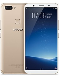 baratos -vivo VIVO X20 6.0 polegada Celular ( 4GB + 64GB 12 MP + 5 MP Qualcomm Snapdragon 660 3215 mAh )