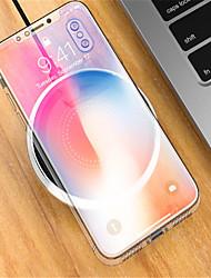 economico -Caricatore senza fili Caricatore del telefono del telefono USB Caricatore senza fili 1 porta USB 2A iPhone X iPhone 8 Plus iPhone 8 S8