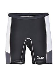 preiswerte -YON SUB Herrn Kurze Hosen für den Neoprenanzug Schwimmen Segeln Neopren Taucheranzug Shorts/Laufshorts-Schwimmen Surfen Tauchen Segeln