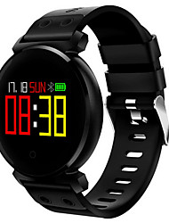 cheap -Automatic self-winding Wrist Watch Chinese Bluetooth Calendar / date / day Water Resistant / Water Proof Pedometers Stopwatch Silicone