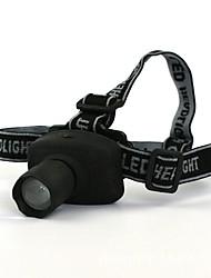 Недорогие -Налобные фонари Походные светильники и лампы Светодиодная лампа 100 lm Автоматический Режим - с зарядным устройством Плотное облегание