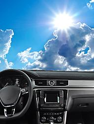 Недорогие -автомобильный Маска для приборной панели Коврики на приборную панель Назначение Volkswagen 2016 2017 Passat