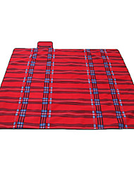 cheap -Picnic Blanket Moistureproof/Moisture Permeability Thick Aluminium Waterproof Material EPE Foam Cashmere EPE Camping / Hiking Picnic All