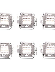 cheap -6pcs 1400 lm Bulb Accessory LED Chip Brass 30 W