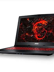 abordables -MSI Ordinateur Portable carnet 7RDX-1434CN 17.3inch LCD Intel i7 GTX1050 8Go GDDR5 256Go SSD / 128GB SSD / 1 To GTX1050 4GB Windows 10
