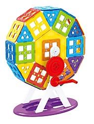 Недорогие -Магнитный конструктор 102 pcs трансформируемый Детские Подарок Высокое качество
