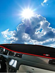 abordables -Automobile Matrice de tableau de bord Tapis Intérieur de Voiture Pour Skoda Toutes les Années Rapide