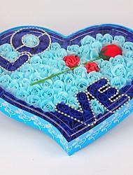 Недорогие -1шт День Святого Валентина Венки и гирлянды, Праздничные украшения 40*37*5