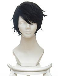 economico -Parrucche Cosplay Amore e produttore Li Zeyan Anime/Videogiochi Parrucche Cosplay 30 CM Tessuno resistente a calore Per uomo