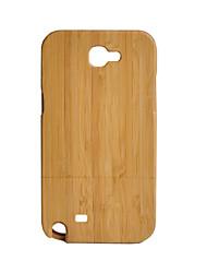 preiswerte -Hülle Für Samsung Galaxy Stoßresistent Holzmaserung Hart für