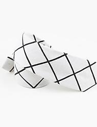 abordables -Homme Coton Cravate Imprimé
