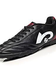 abordables -Chaussures Polyuréthane Printemps / Automne Confort Chaussures d'Athlétisme Football Noir / Bleu