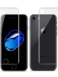 cheap -Screen Protector Apple for iPhone 8 TPU Hydrogel 2 pcs Front & Back Protector Self-healing 3D Curved edge