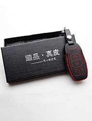Недорогие -автомобильный Крышка ключа Всё для оформления интерьера авто Назначение Lincoln Все года MKC MKZ