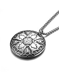 cheap -Men's Pendant - Hip-Hop Pendant Silver For Street / Going out