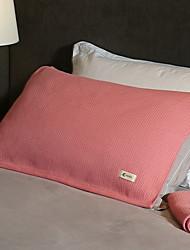 Недорогие -Свежий стиль Полотенца для мытья, Однотонный Высшее качество 100% хлопок 100% хлопок перкаль Полотенце
