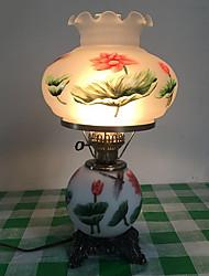 billiga -Traditionell / Klassisk Dekorativ Bordslampa Till Sovrum Keramik 220V