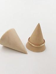 preiswerte -Holz Ring Kissen rustikales Theme Ganzjährig