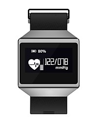 cheap -CK12 Sport Watch iOS Android Heart Rate Monitor Waterproof Pedometers Call Reminder Blood Pressure Measurement Gravity Sensor