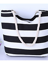 cheap -Women's Bags Canvas Shoulder Bag Ruffles for Casual Spring Fall Blue Black Red Navy Blue