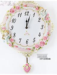 cheap -Personalized Resin Clocks Couple Wedding