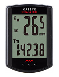 cheap -CatEye® Strada Slim CC-RD310W Bike Computer / Bicycle Computer Stopwatch Wireless LCD Display Speedometer Digital Outdoor Cycling