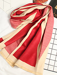 preiswerte -Winter Herbst Kaschmir Rechteck Schwarz Rote Rosa Dunkelgray