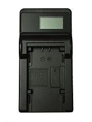 baratos -Ismartdigi vg121 lcd usb camera battery charger for jvc vg121 u vg114 u vg138 vg107 bn-vg107ac vn-vg108e bateria