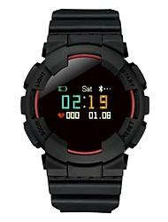 Недорогие -Многофункциональные часы / Смарт Часы YY- V587 для Android 4.4 / iOS Израсходовано калорий / Регистрация деятельности / Педометры / Датчик частоты пульса / Напоминание о звонке / Найти мое устройство