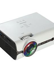 cheap -U45 LCD Mini Projector WVGA (800x480)ProjectorsLED 1600