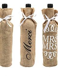 baratos -Bolsas de Ofertas Juta Decorações do casamento Casamento / Festa / Noite Tema Clássico / Tema vintage Todas as Estações