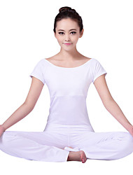 cheap -Yoga Clothing Suits Breathable smooth High Elasticity Sports Wear Women's Yoga Exercise & Fitness Leisure Sports