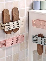 economico -1set Scaffali e porta-oggetti Plastica Contenitore Organizzazione della cucina